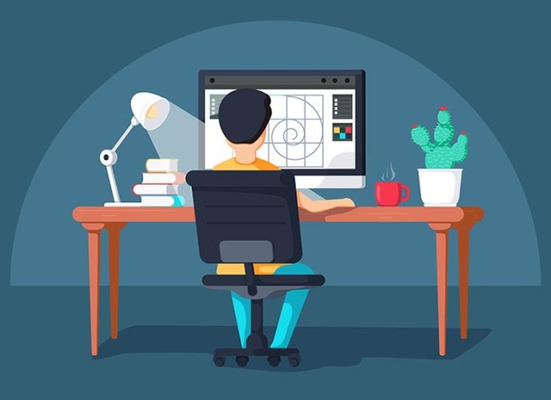 graphic designer in Dhaka
