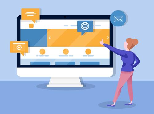 web design company service